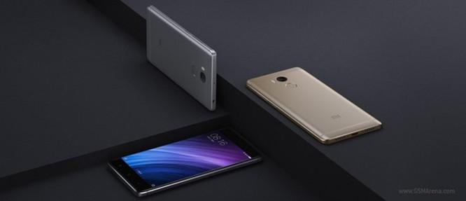 Xiaomi Redmi 4/4A mới: Vân tay, pin 4.100mAh, giá dưới 3 triệu đồng ảnh 1