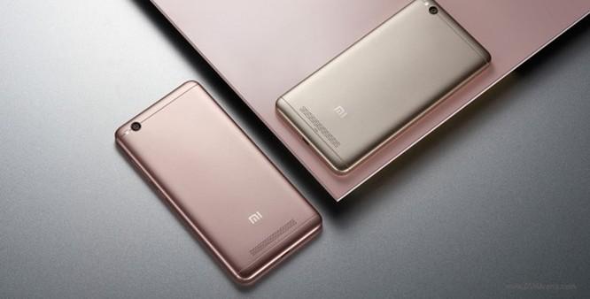 Xiaomi Redmi 4/4A mới: Vân tay, pin 4.100mAh, giá dưới 3 triệu đồng ảnh 2