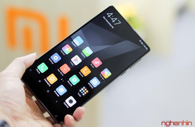 Trên tay Xiaomi Mi MIX độc nhất Việt Nam giá 30 triệu ảnh 10