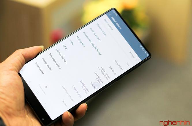 Trên tay Xiaomi Mi MIX độc nhất Việt Nam giá 30 triệu ảnh 13