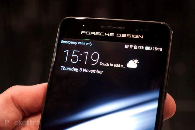 Cận cảnh hàng 'độc' của Huawei: Porsche Design Mate 9 ảnh 3