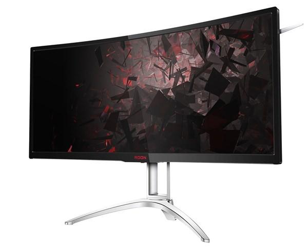 AOC ra mắt màn hình cong 35 inch AGON AG352QCX ảnh 1