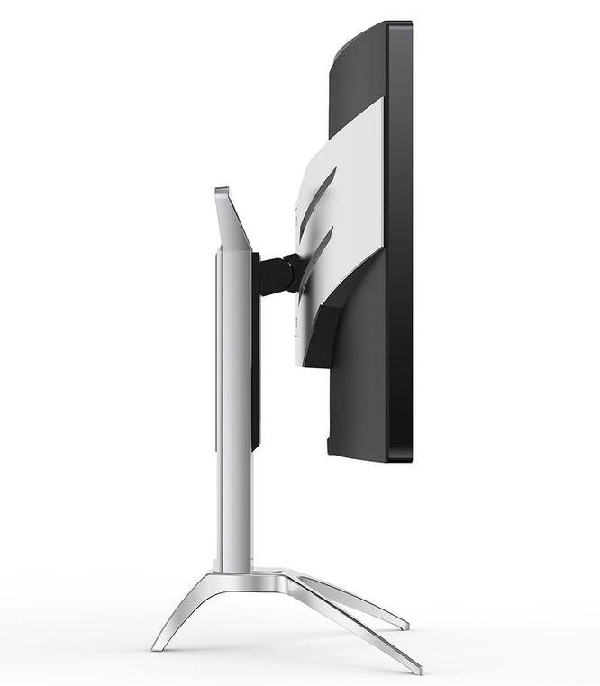 AOC ra mắt màn hình cong 35 inch AGON AG352QCX ảnh 3
