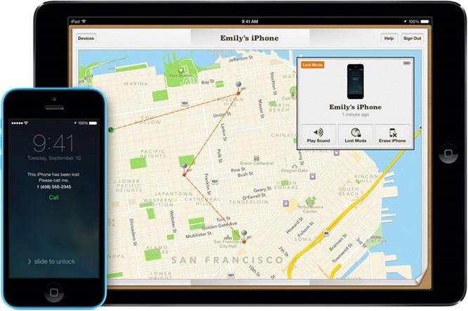Apple giúp tìm iPhone ngay cả khi máy bị tắt nguồn ảnh 1