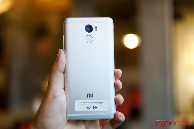Xem Xiaomi Redmi 4 đầu tiên về Việt Nam giá 3 triệu ảnh 3
