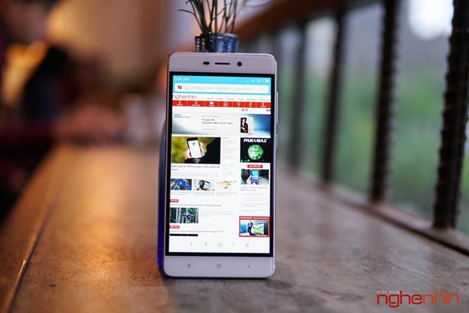 Xem Xiaomi Redmi 4 đầu tiên về Việt Nam giá 3 triệu ảnh 1