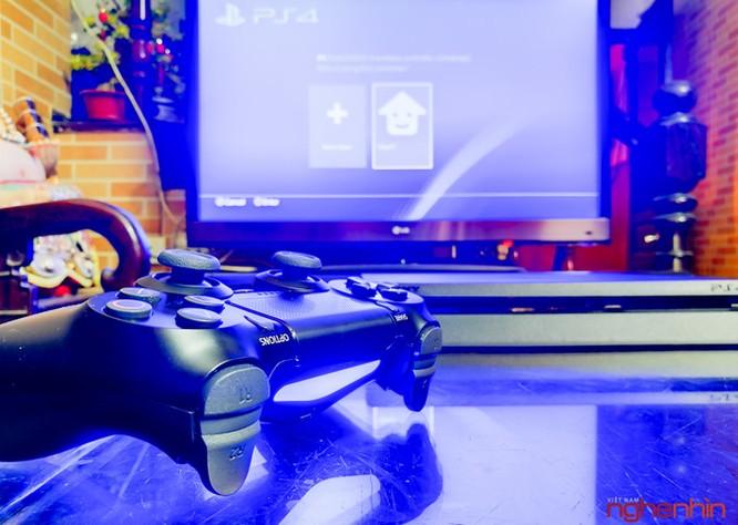 Đánh giá máy chơi game Sony PlayStation 4 Slim ảnh 4