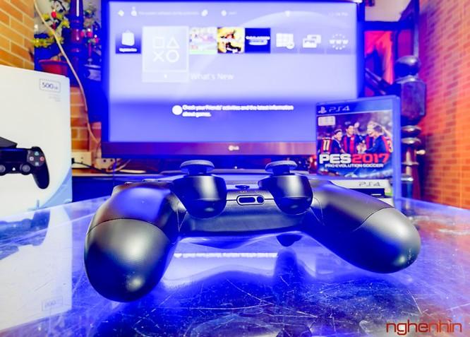 Đánh giá máy chơi game Sony PlayStation 4 Slim ảnh 1
