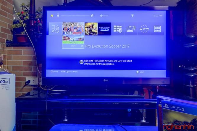 Đánh giá máy chơi game Sony PlayStation 4 Slim ảnh 5