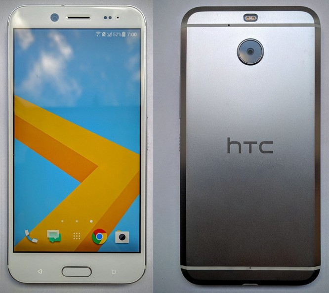 HTC Bolt chưa ra mắt đã lộ ảnh thực tế ảnh 1