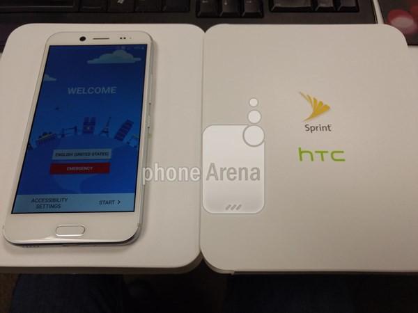 HTC Bolt chưa ra mắt đã lộ ảnh thực tế ảnh 2