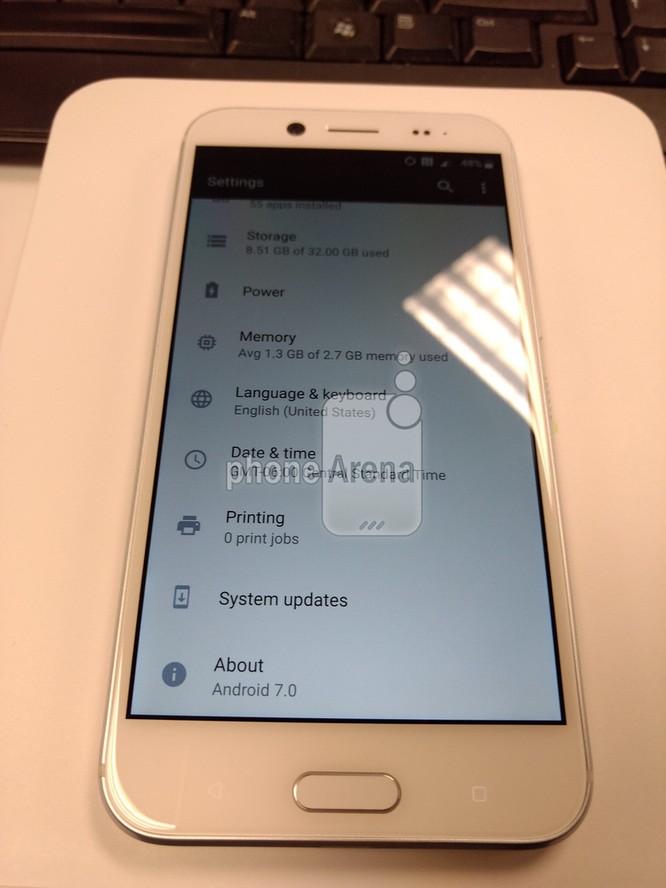 HTC Bolt chưa ra mắt đã lộ ảnh thực tế ảnh 3