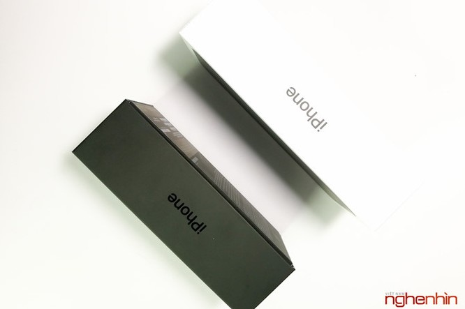 Mở hộp iPhone 7 series chính hãng tại Việt Nam ảnh 5