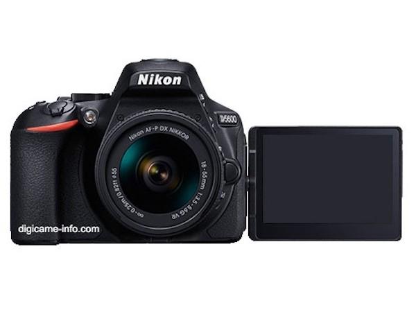 Lộ giá bán máy ảnh DSLR Nikon D5600 ảnh 1