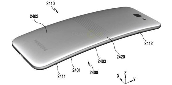 Samsung sẽ sớm ra mắt smartphone có thể uốn cong ảnh 2