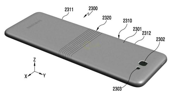 Samsung sẽ sớm ra mắt smartphone có thể uốn cong ảnh 3