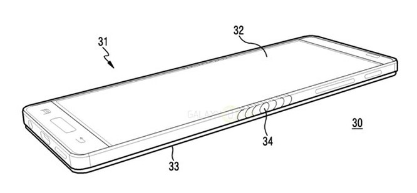Samsung sẽ sớm ra mắt smartphone có thể uốn cong ảnh 4