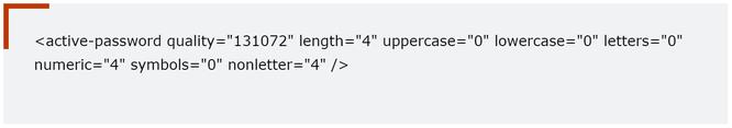 Password được mã hóa trên Android 7 không an toàn ảnh 1