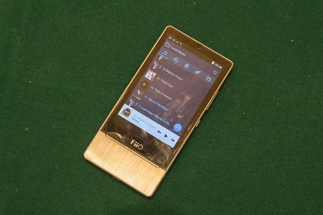 Trên tay máy nghe nhạc Fiio X7 giá 13,5 triệu ảnh 8