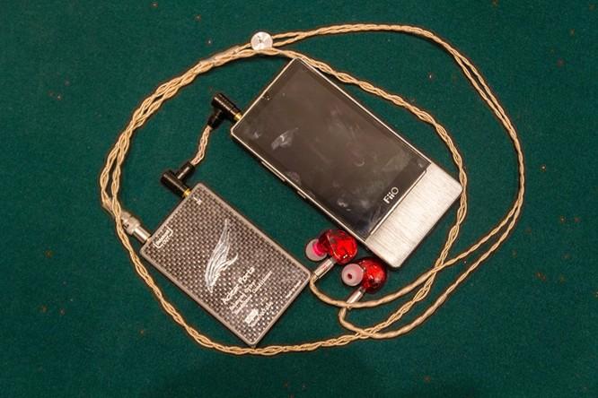 Trên tay máy nghe nhạc Fiio X7 giá 13,5 triệu ảnh 7
