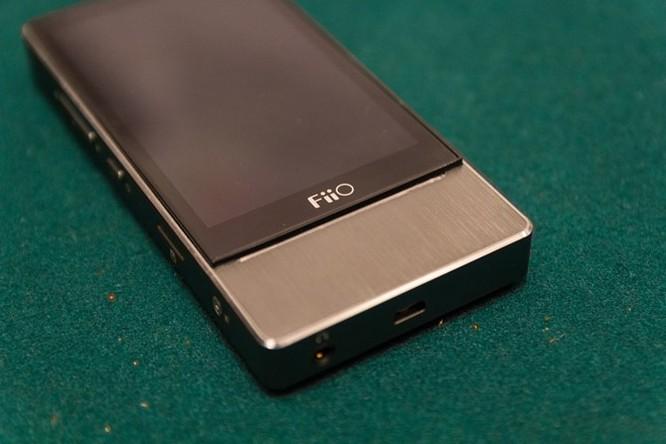 Trên tay máy nghe nhạc Fiio X7 giá 13,5 triệu ảnh 4