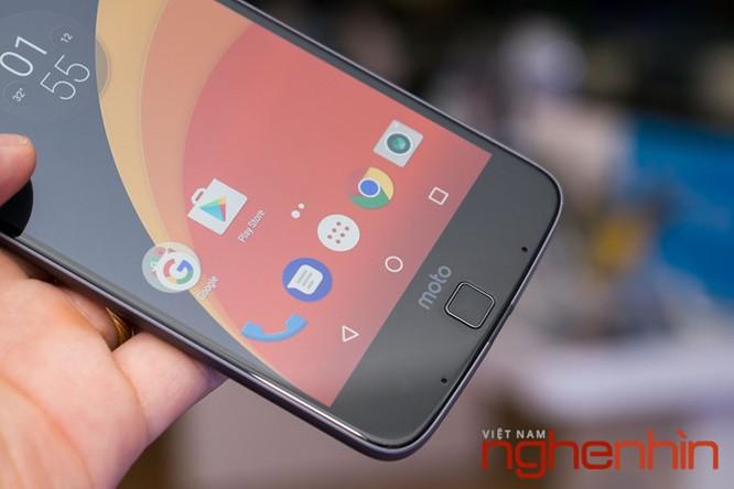 Xem kỹ smartphone Moto Z vừa lên kệ Việt giá 16 triệu ảnh 8