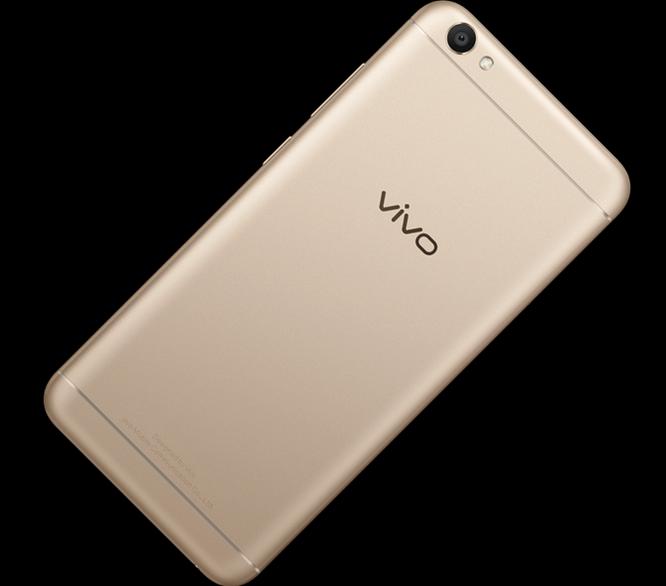 Vivo V5 ra mắt: Selfie 20MP 'vô địch thế giới', giá 265USD ảnh 3