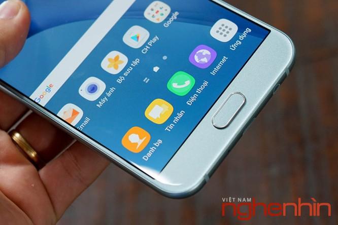 Trên tay Galaxy A8 2016 đầu tiên Việt Nam giá 9 triệu ảnh 10