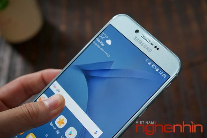 Trên tay Galaxy A8 2016 đầu tiên Việt Nam giá 9 triệu ảnh 9
