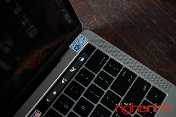 Cận cảnh Macbook Pro 2016 có Touch Bar vừa về Việt Nam giá 43 triệu ảnh 7