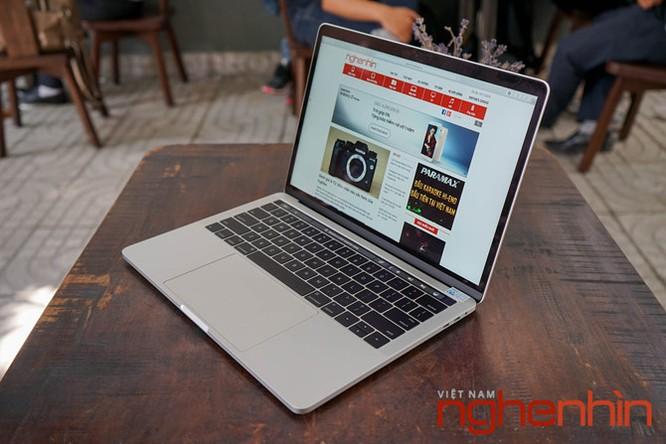 Cận cảnh Macbook Pro 2016 có Touch Bar vừa về Việt Nam giá 43 triệu ảnh 9