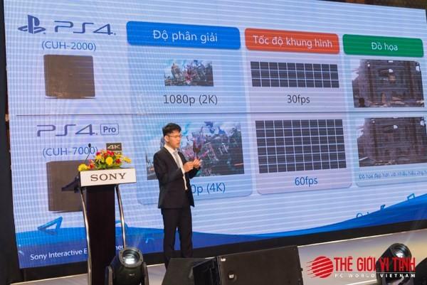 PlayStation 4 Pro chính hãng giá 13 triệu đồng ảnh 2