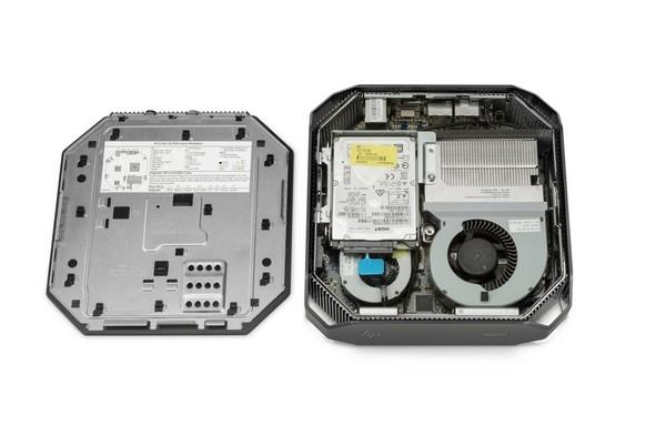 HP ra mắt máy trạm nhỏ gọn Z2 Mini G3 ảnh 2