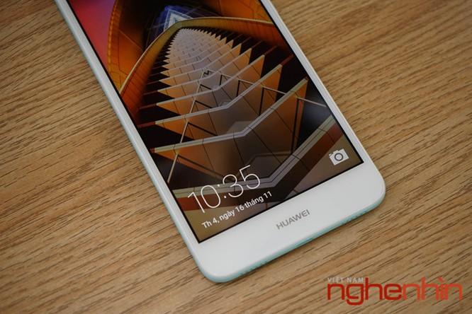 Mở hộp Huawei Y6II xanh ngọc giá 3 triệu vừa lên kệ ảnh 14