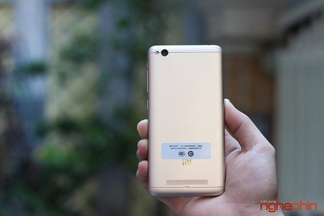 Xiaomi Redmi 4A đầu tiên lên kệ Việt giá 2,25 triệu ảnh 1