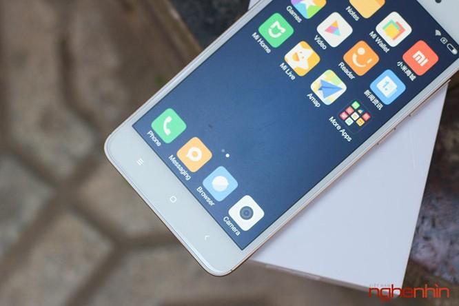 Xiaomi Redmi 4A đầu tiên lên kệ Việt giá 2,25 triệu ảnh 6