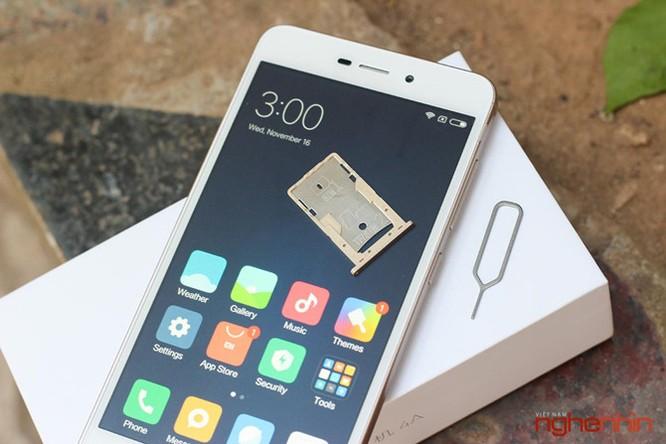 Xiaomi Redmi 4A đầu tiên lên kệ Việt giá 2,25 triệu ảnh 7
