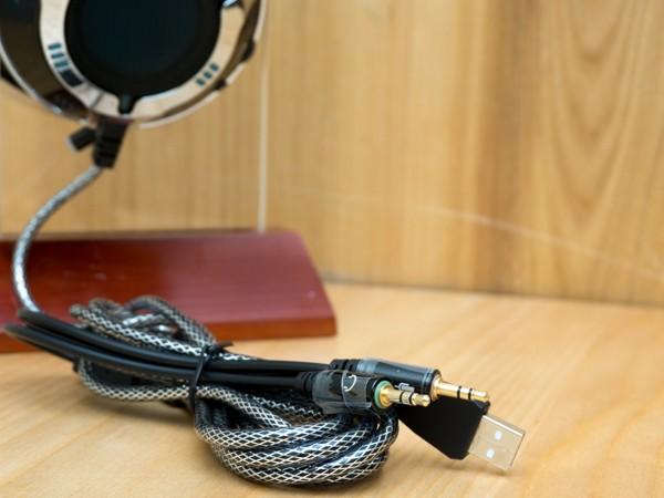 Cận cảnh tai nghe chơi game Soundmax AH-319 ảnh 3