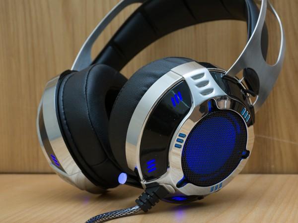 Cận cảnh tai nghe chơi game Soundmax AH-319 ảnh 4