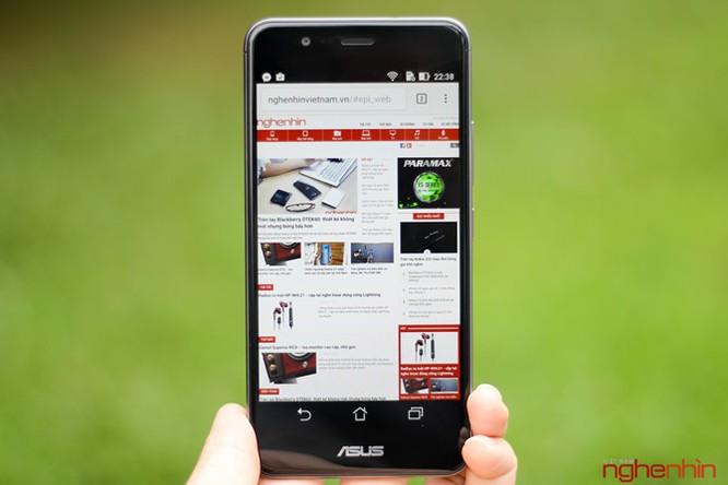 Đánh giá Zenfone 3 Max: pin trâu, giá hợp lý ảnh 5