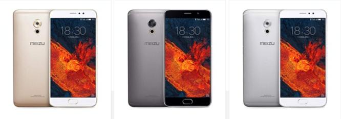 Meizu Pro 6 Plus ra mắt: Màn hình 2K, chip Exynos 8890 ảnh 6