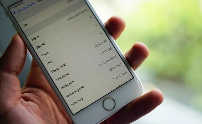iPhone 7 lock đổ bộ về Việt Nam giá 13-15 triệu ảnh 1