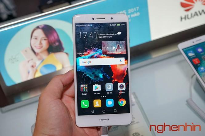 Huawei GR5 2017 camera kép ra mắt thị trường Việt giá 6 triệu đồng ảnh 1