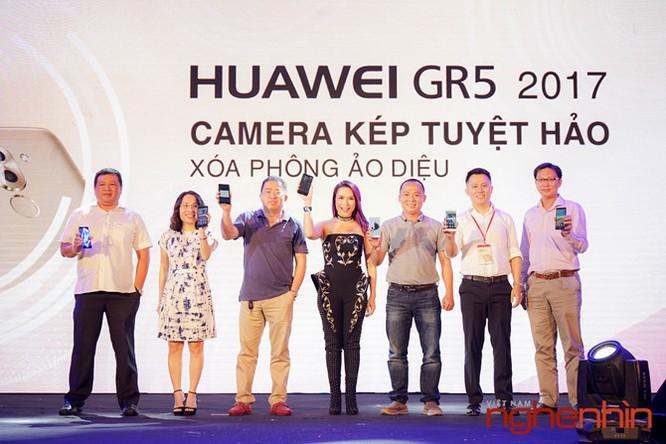 Huawei GR5 2017 camera kép ra mắt thị trường Việt giá 6 triệu đồng ảnh 2