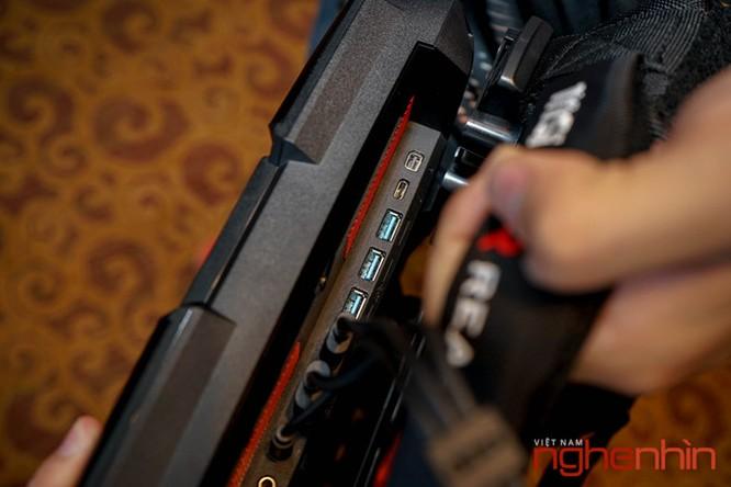Ba-lô thực tế ảo MSI VR One lên kệ Việt giá 55 triệu ảnh 8