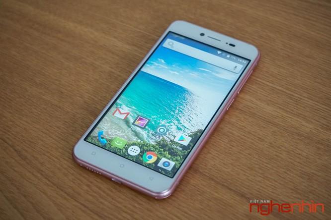 Trên tay smartphone lạ Gigi Dream 8 sắp lên kệ Việt giá 2 triệu ảnh 9