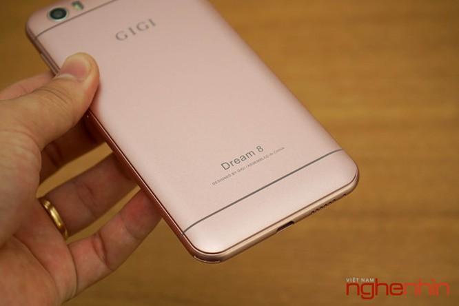 Trên tay smartphone lạ Gigi Dream 8 sắp lên kệ Việt giá 2 triệu ảnh 3