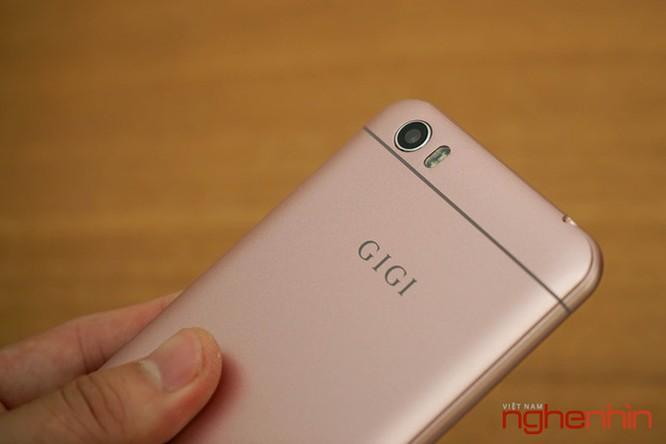 Trên tay smartphone lạ Gigi Dream 8 sắp lên kệ Việt giá 2 triệu ảnh 4