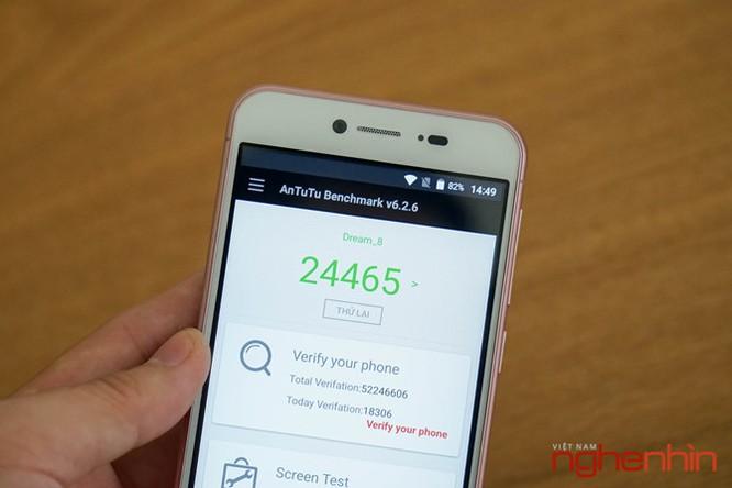 Trên tay smartphone lạ Gigi Dream 8 sắp lên kệ Việt giá 2 triệu ảnh 13