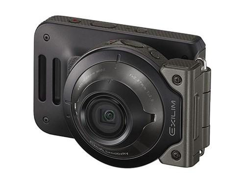 Casio giới thiệu camera thể thao chuyên quay đêm ảnh 1